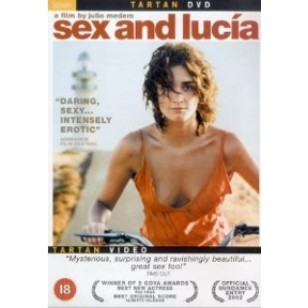 Sex And Lucia [DVD]