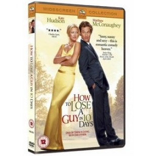 How To Lose A Guy In 10 Days [DVD]