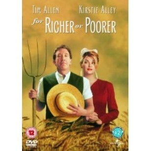 For Richer or Poorer [DVD]