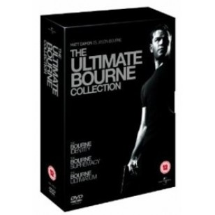 The Ultimate Bourne Collection [3DVD]