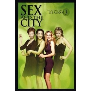 Sex and the City - Season 3 [3DVD]