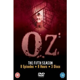 Oz - Season 5 [3DVD]