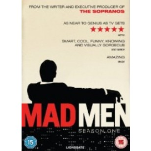 Mad Men - Complete Season 1 [3DVD]