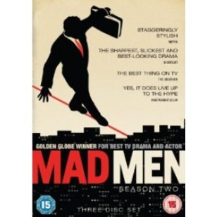 Mad Men - Complete Season 2 [3DVD]