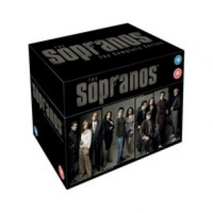 The Sopranos - HBO Complete Season 1-6 [28DVD]