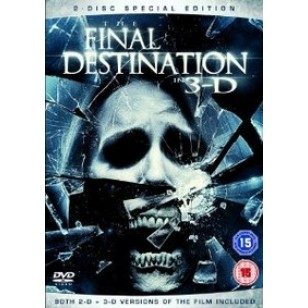 The Final Destination 4 (3D) [2DVD]