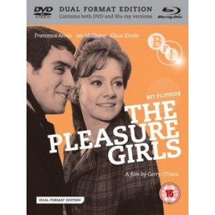 The Pleasure Girls [DVD+Blu-ray]