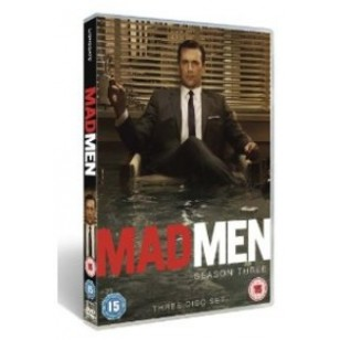 Mad Men - Complete Season 3 [3DVD]