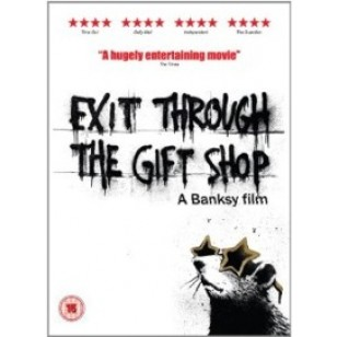 Exit Through The Gift Shop [DVD]