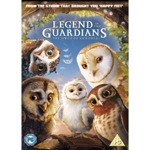 Legend of the Guardians: The Owls of Ga'Hoole [DVD]
