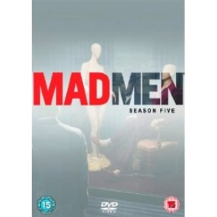 Mad Men - Complete Season 5 [3DVD]