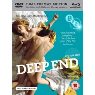 Deep End [DVD+Blu-ray]