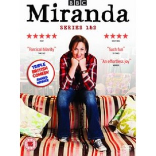 Miranda: Series 1 & 2 [2DVD]