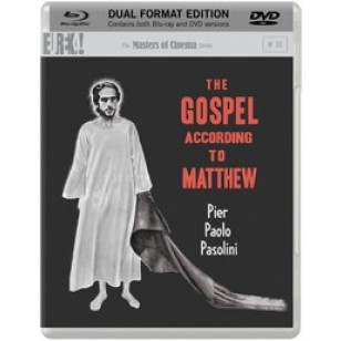 The Gospel According to Matthew [Blu-ray+DVD]