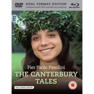The Canterbury Tales [DVD+Blu-ray]
