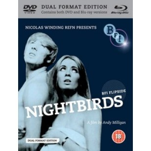 Nightbirds [DVD+Blu-ray]