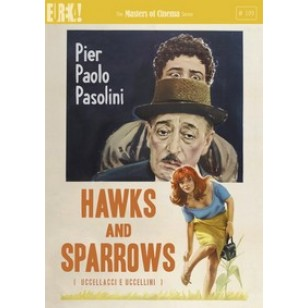 Hawks and Sparrows [DVD]