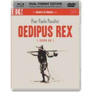 Oedipus Rex [Blu-ray+DVD]