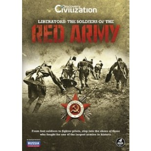 Liberators: The Soldiers of the Red Army [4DVD]
