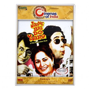 Jaane Bhi Do Yaaro [DVD]