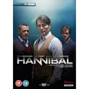 Hannibal - Season 1-3 [12DVD]