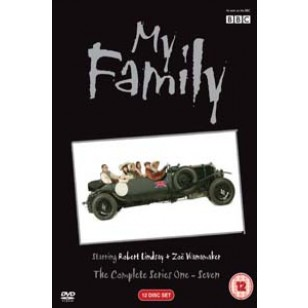 My Family - Series 1-7 [12DVD]