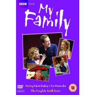 My Family - Series 10 [DVD]