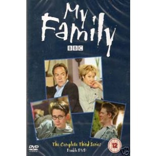 My Family - Series 3 [DVD]