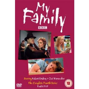 My Family - Series 4 [DVD]