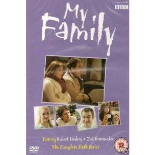 My Family - Series 6 [DVD]