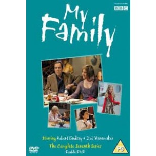 My Family - Series 7 [DVD]