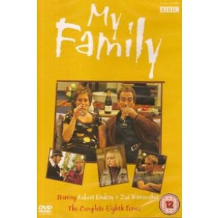 My Family - Series 8 [DVD]