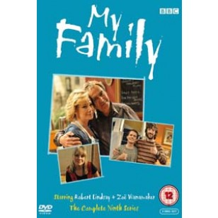 My Family - Series 9 [DVD]