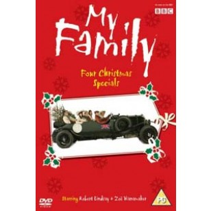 My Family - Christmas Specials [DVD]