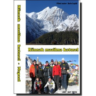 Rännak maailma katusel - Nepaal [DVD]
