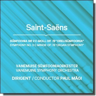 Symphony No. 3 in C minor Op. 78 [CD]