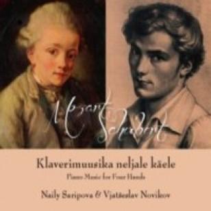 Mozart / Schubert: Klaverimuusika neljale käele [CD]
