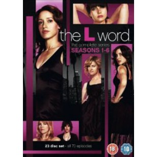 The L Word - Complete Seasons 1-6 [23DVD]