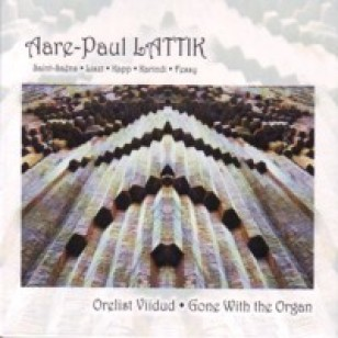 Orelist viidud | Gone With the Organ [CD]