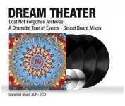 Lost Not Forgotten Archives: A Dramatic Tour of Events – Select Board Mixes [3LP+2CD]