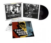 Chet Baker Sings [LP]