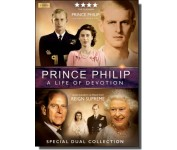Prince Philip: A Life of Devotion [2DVD]