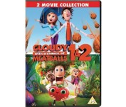 Cloudy with a Chance of Meatballs 1 & 2 [2DVD]