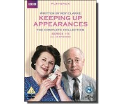 Keeping Up Appearances: Series 1-5 [8xDVD]