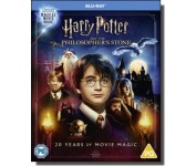 Harry Potter and the Philosopher's Stone [20th Anniversary Edition] [2x Blu-ray]