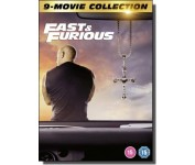 Fast & Furious: 9-movie Collection [9x DVD]