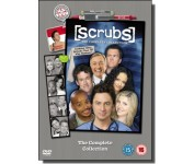 Scrubs: The Complete Collection [31x DVD]