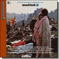 Woodstock: 40th Anniversary - Music from the Original Soundtrack and More [2CD]