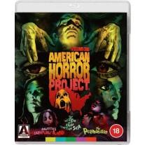 American Horror Project: Volume 1 [3x Blu-ray]