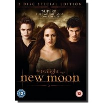 The Twilight Saga: New Moon [Special Edition] [2DVD]
